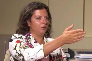 Маргарита Симоньян заинтересовалась проблемами с ревакцинацией на Брянщине