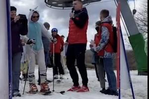 «Городской» ведёт прямой эфир карнавала «Весенняя Куролесица»