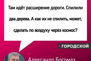 Раньше дорога на Горького обходилась без космических полётов
