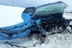 Под Унечей выехавший на встречную полосу водитель Volkswagen убил двух человек
