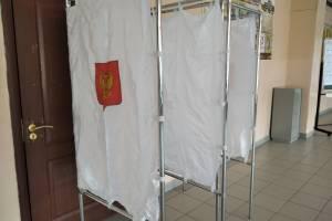 Явка на выборах губернатора Брянщины превысила 47%
