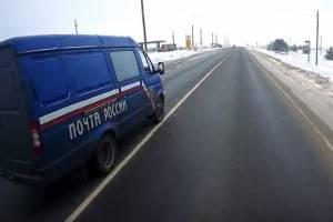 В Брянской области автомобилист сдал двух нарушителей ПДД