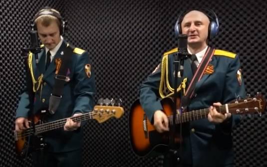 Брянский росгвардеец написал песню о ладожской «Дороге жизни»