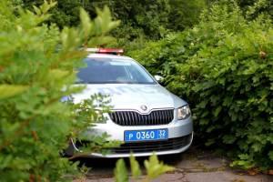 В Брянской области 19 июня обошлось без серьезных ДТП