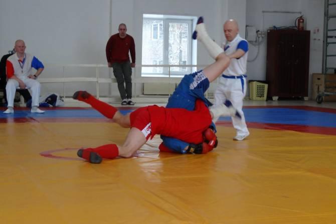 Брянские росгвардейцы победили на турнире общества «Динамо» по боевому самбо