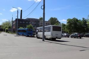 В Брянске появился первый пункт отдыха водителей автобусов