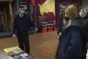 В Брянске студентам рассказали о грабящей сельсоветы банде