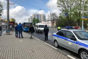 В общественном транспорте Брянска поймали 67 безмасочников