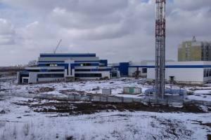 Дворец единоборств в Брянске достроят осенью