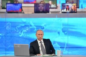 Брянские журналисты попытаются задать вопрос Путину