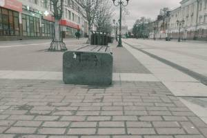 В Брянске бульвар Гагарина снова превратился в «витрину наркотиков»