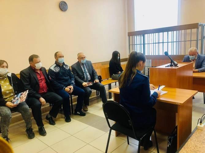 Виновница смертельного ДТП под Трубчевском расплакалась на суде