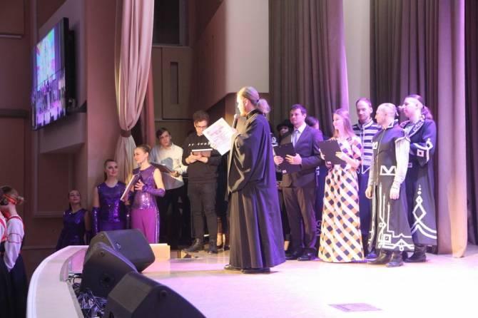 В Брянске православная молодежь отметила свой праздник концертом
