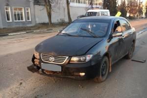 В Брянской области на выходных пьяные автомобилисты устроили 5 ДТП