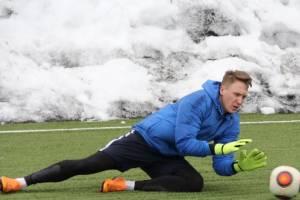 Вратарем брянского «Динамо» заинтересовался клуб Премьер-лиги