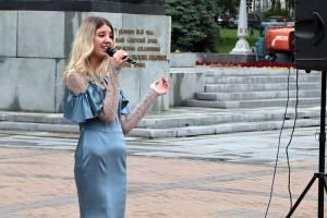 В Брянске состоялась музыкальная акция «Моя Россия»