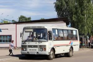 В новозыбковском автобусе умер 90-летний пенсионер