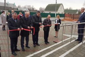 В Красной Горе после ремонта открыли судебный участок