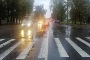 В Брянске водитель Kia покалечил 64-летнюю женщину