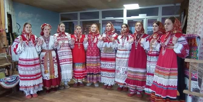 Брянская группа «Растатуриха» победила на конкурсе «Русская матрёшка»