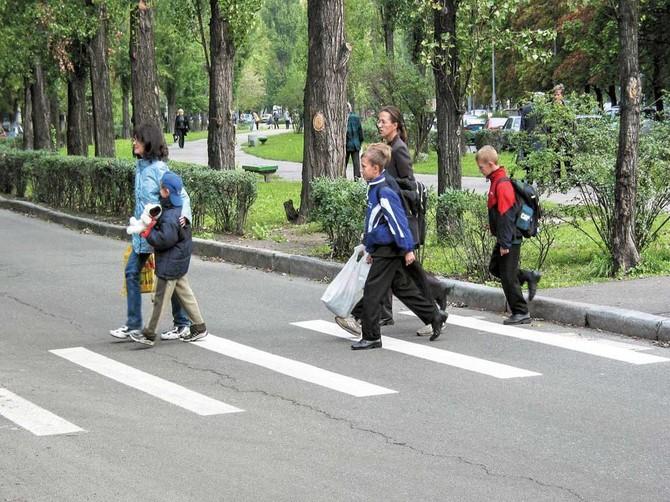 Трубчевского чиновника оштрафовали за опасные зебры возле школ