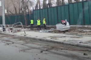 Челябинск показал Брянску пример избавления от уродливых заборов