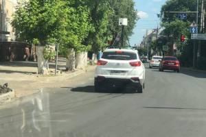 В Брянск прибыл снимающий панорамы для карт Яндекса автомобиль