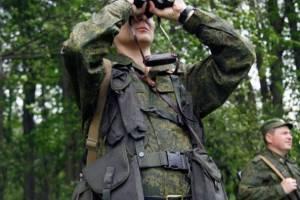 Брянские пограничники за неделю задержали 70 нарушителей