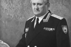 Умер брянский генерал-майор Федеральной службы охраны Михаил Фирсов
