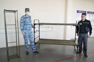 Брянские осужденные изготовят 2500 армейских кроватей