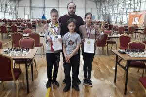 Юные брянские шахматисты отличились на «Подмосковной весне»