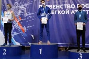 Брянский атлет Захар Соболев взял золото на первенстве России