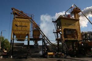 В Брянске 15 марта запустят запустят асфальтный завод