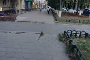 Недоступная среда по-брянски: старая Бежица превзошла новодел