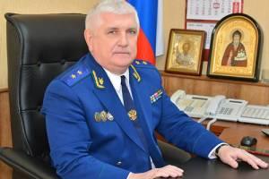 Брянский прокурор Александр Войтович провел прием граждан в Новозыбкове