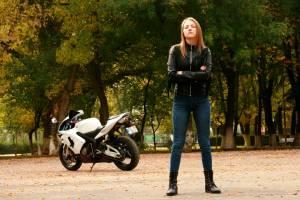 В Брянске с начала года поймали 5 пьяных мотоциклистов