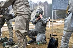 Брянские военные отправятся на всеармейский конкурс «Аварийный район»