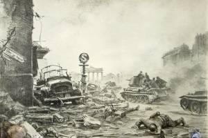 Брянцев пригласили на виртуальную лекцию о военных художниках