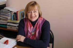 Директор Брянской областной библиотеки Светлана Дедюля отметила юбилей