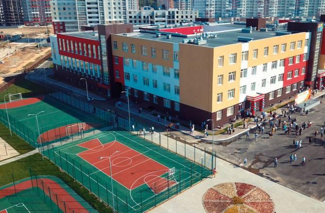 Проект брянской школы №71 назвали лучшим в России по цене-качеству