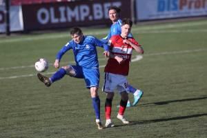 Брянское «Динамо» сыграло 0:0 с московским «Спартаком-2»