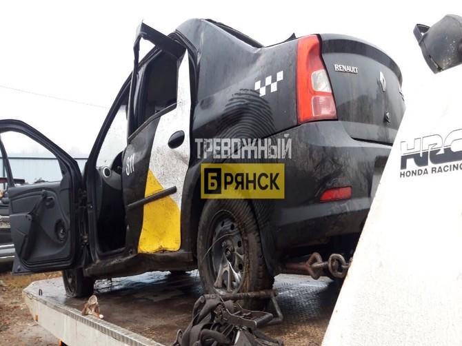 Устроивший ДТП пьяный таксист не выполнял заказ