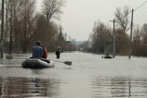 В брянских реках повысился уровень воды