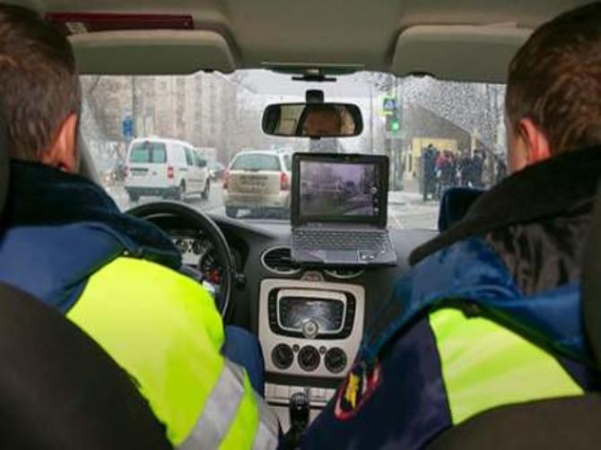 На дороги Брянска 1 ноября выйдут скрытые патрули