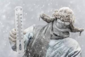 В Брянске из-за аномальных холодов снова заработают котельные