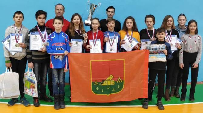 «Брянские волки» привезли россыпь медалей из Калужской области