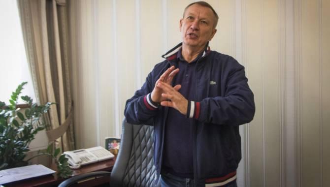Экс-губернатор Брянщины Николай Денин отмечает день рождения