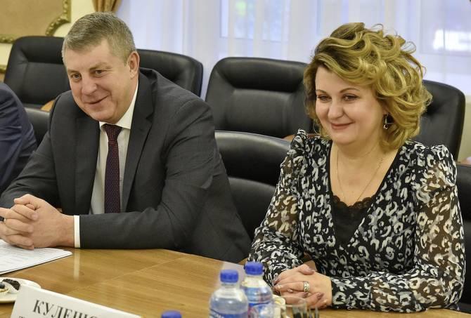 Губернатора Богомаза заподозрили в предвыборной показухе