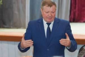 Николай Лучкин встретил в Брянске первых авиапассажиров из Ростова-на-Дону