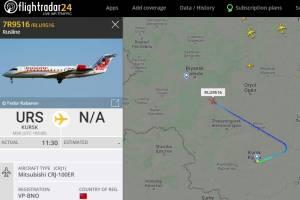 В Брянск рейс в Симферополь задержали из-за неисправности самолёта